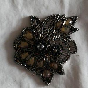 NWT - LOFT beaded hair clip